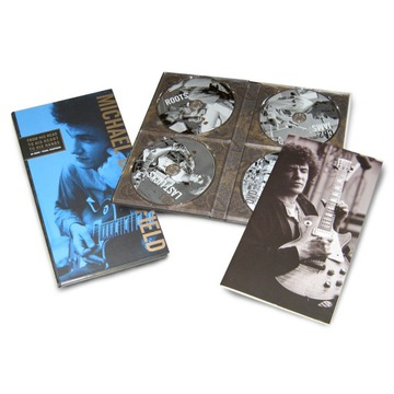 MIKE BLOOMFIELD 3CD+DVD BOX From His Head .. DYLAN