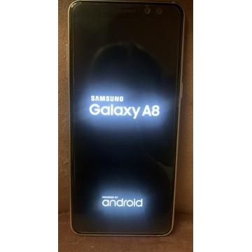 Samsung Galaxy A8 złoty