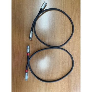 Accuphase - ASLC-10 para kabli XLR - 1 metr