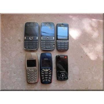 Nokia 302/300/3510 Samsung J700