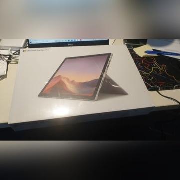 Microsoft Surface Pro 7 i5/8GB/256 Platynowy
