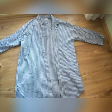 Koszula biało-niebieska w paski JacqueilineDeYoung