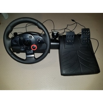 Kierownica Logitech Driving Force GT PC PS2 PS3