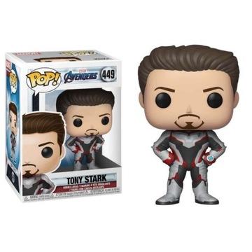 Tony Stark Avengers Endgame Funko POP