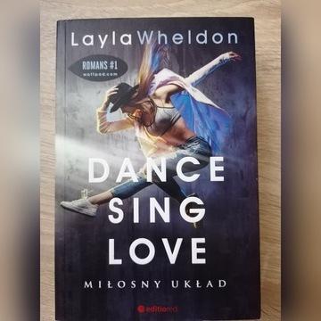 DANCE SING LOVE- MIŁOSNY UKŁAD i W RYTMIE SERC