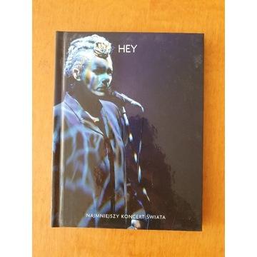 HEY Najmniejszy koncert świata (DVD)