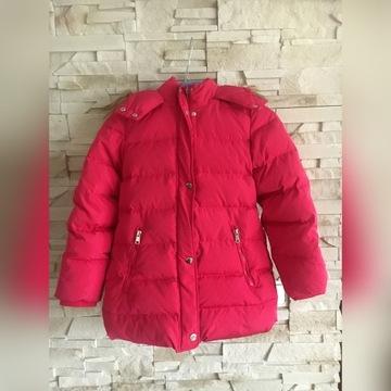 OVS - Włoskiej firmy kurtka zimowa 134 cm/ 8-9 lat