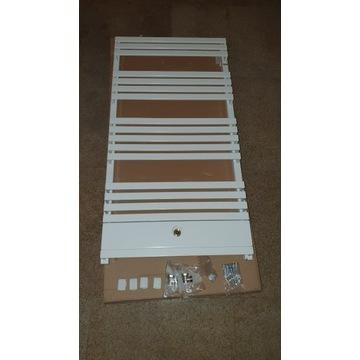 Grzejnik łazienkowy Terma Quadrus Pro 1140x600