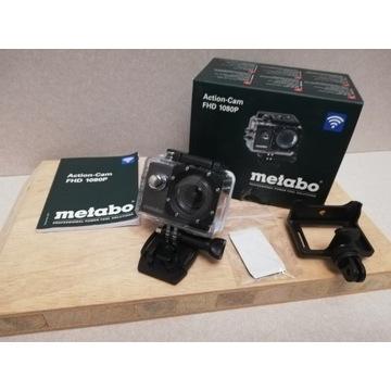 Metabo action-cam 1080p a'la gopro + karta 32GB
