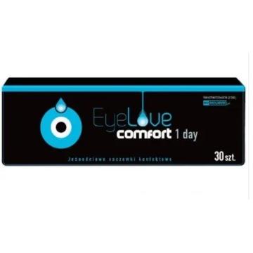 MEGA WYPRZEDAŻ: EyeLove Comfort 1-Day 30 szt