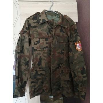 Mundur Szkoła Wojskowa 182 cm wzrost