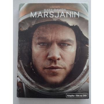 Film DVD  SCI-Fi Marsjanin