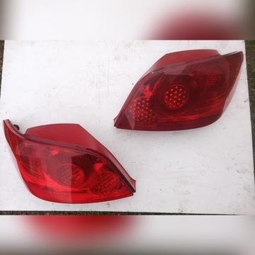 Lampa tylna Peugeot 307 lift