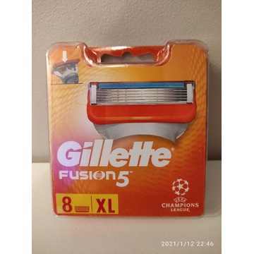 Gillette FUSION 5 z UK