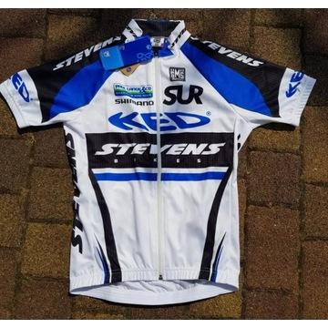SMS SANTINI kolarska rowerowa koszulka XS