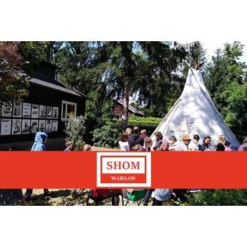 Wsparcie edukacyjne dla dzieci uchodźców, SHOM Warszawa
