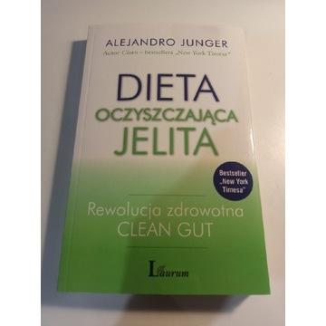Alejandro Junger - Dieta oczyszczająca jelita