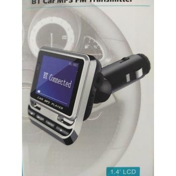 BT CAR MP3 FM Transmitter