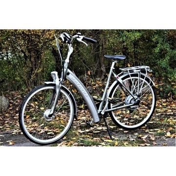 Rower Elektryczny Batavus Aluminiowa rama 7 biegów