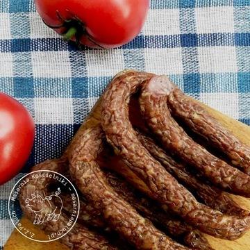 Kabanos Wieprzowy Extra 1 kg PROSTO Z MASARNI