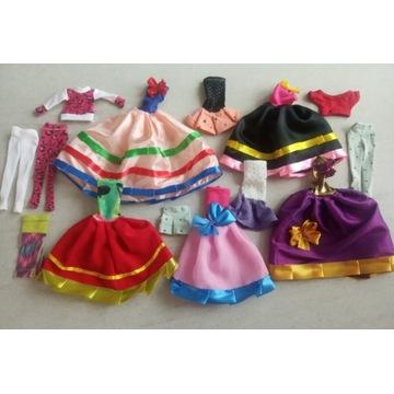 Ubranka dla Barbie nr.3