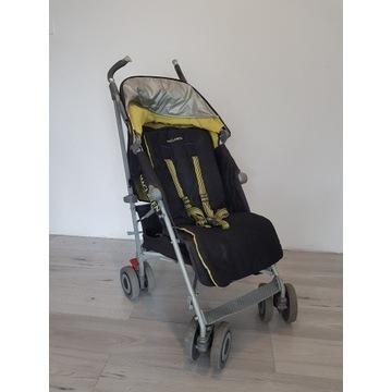 Niezniszczalny Wózek Spacerowy Maclaren Techno XT