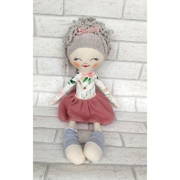 Lalka maskotka handmade 50 cm roczek prezent