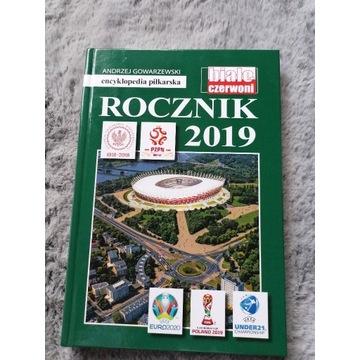 Gowarzewski encyklopedia piłkarska rocznik 2019