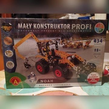 "Mały konstruktor PROFI 5 w 1 ""Noah"""