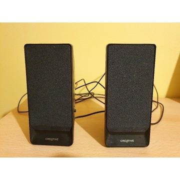 Głośniki komputerowe 2.0 Creative A50 czarny USB