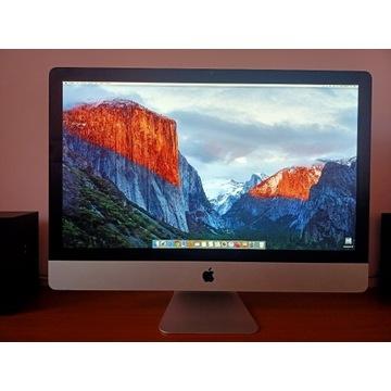"""iMac 27"""" a1312 i5/2x2GB/1TB/6970-1GB"""