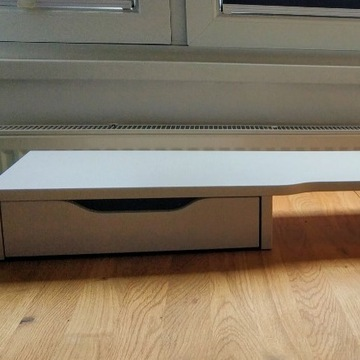 Nadstawka na biurko / pod monitor IKEA alex