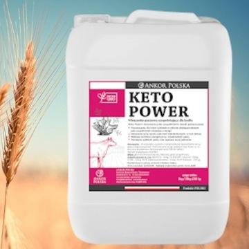 Keto Power produkt energetyczny dla krów. Energia