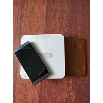 HTC ONE M9 GUNMETAL 32 gb UŻYWANY