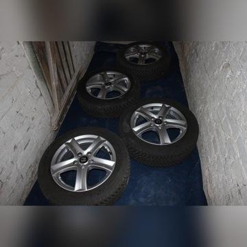 Zestaw 4 Kół, Felgi + Opony 16'', Honda Civic IX