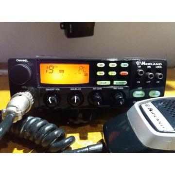 CB Radio Alan 48 Plus Multi