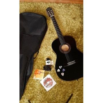 gitara klasyczna - zestaw dla początkujących