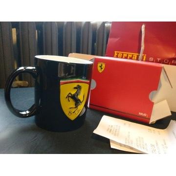 Kubek Ferrari Scudetto 2020 oryginalny z Włoch! 3D