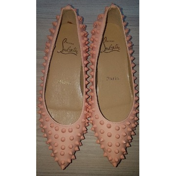 Christian Louboutin r.36 Channel, Versace, Gucci