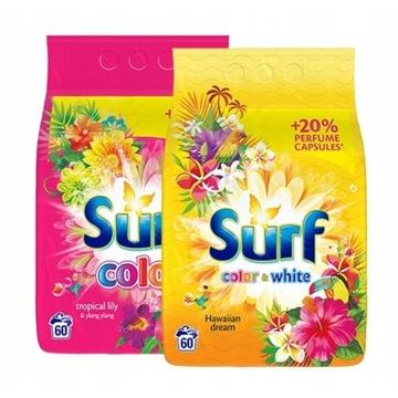 Surf Proszek do prania 2x3,9kg Tropical Hawaii
