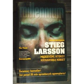 Stieg Larsson -Mężczyźni, którzy nienawidzą kobiet