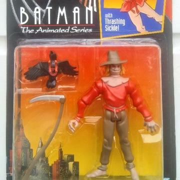 Batman Scarecrow Strach na Wróble Kenner Figurka