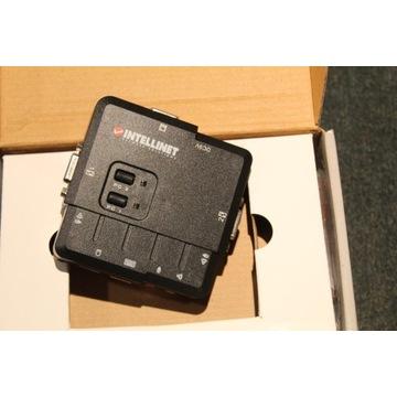 KVM Switch 2 porty Intellinet