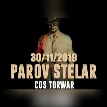 Bilet na PAROV STELAR 30.11.2019 miejsce na płycie
