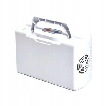 Koncentrator Tlenu Przenośny 3,5L 12V GWARANCJA