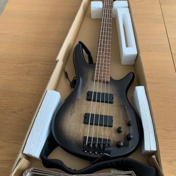 Gitara basowa Ibanez Gsr205Sm-Ngt nowa gwarancja