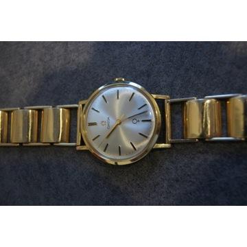 OMEGA Zegarek złoty 750 18k