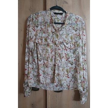 Bluzka koszulowa -ZARA, rozm. M