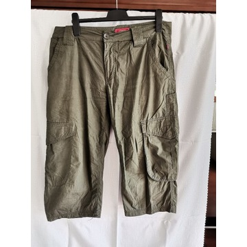 Męskie spodnie oversize Carry roz 36