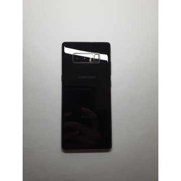 Samsung Galaxy Note 8 64GB Midnight Black + etui